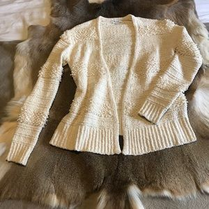 NWOT Madewell Cream Sweater